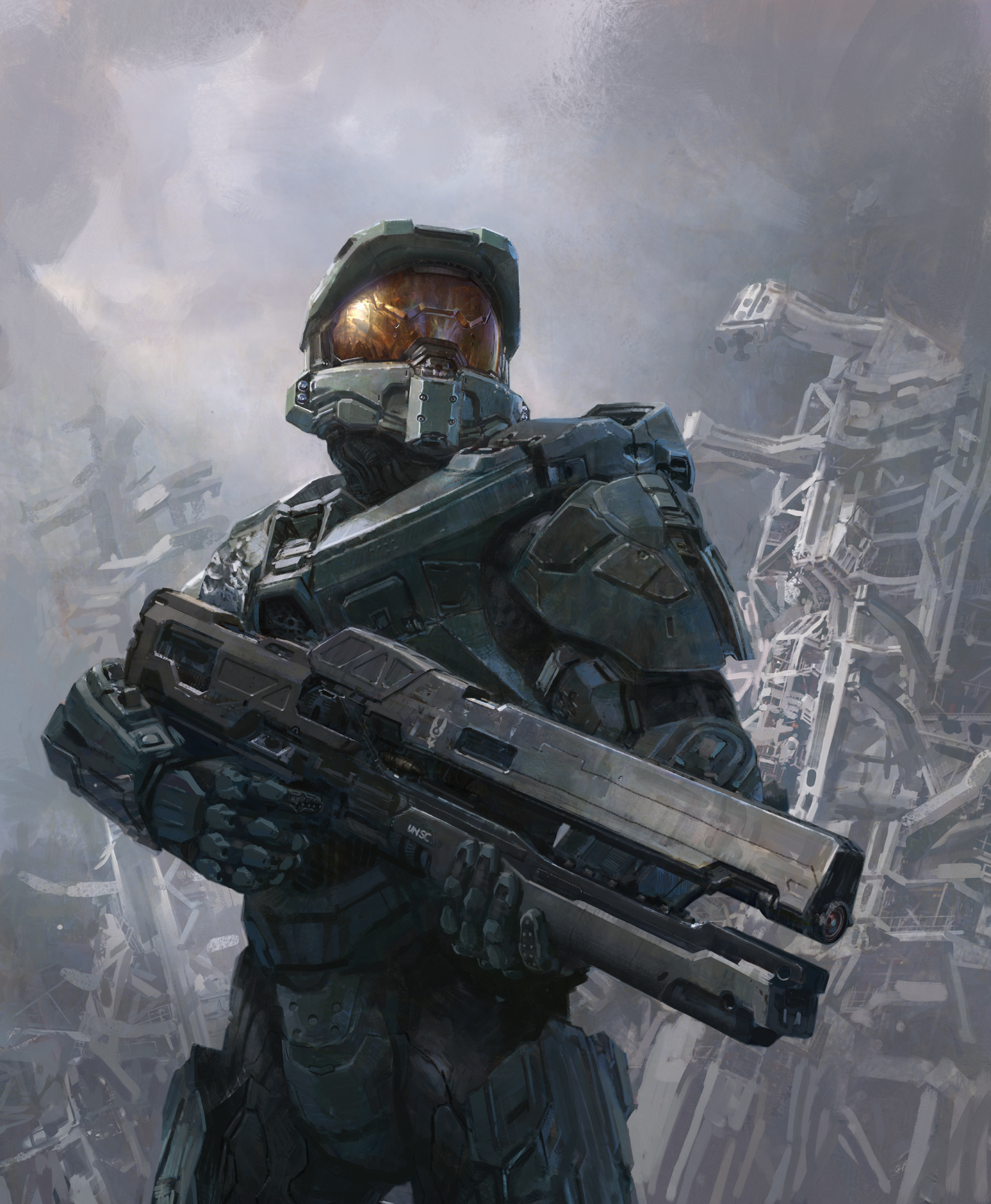 Meet the halo 4 railgun halo diehards - Halo 4 pictures ...