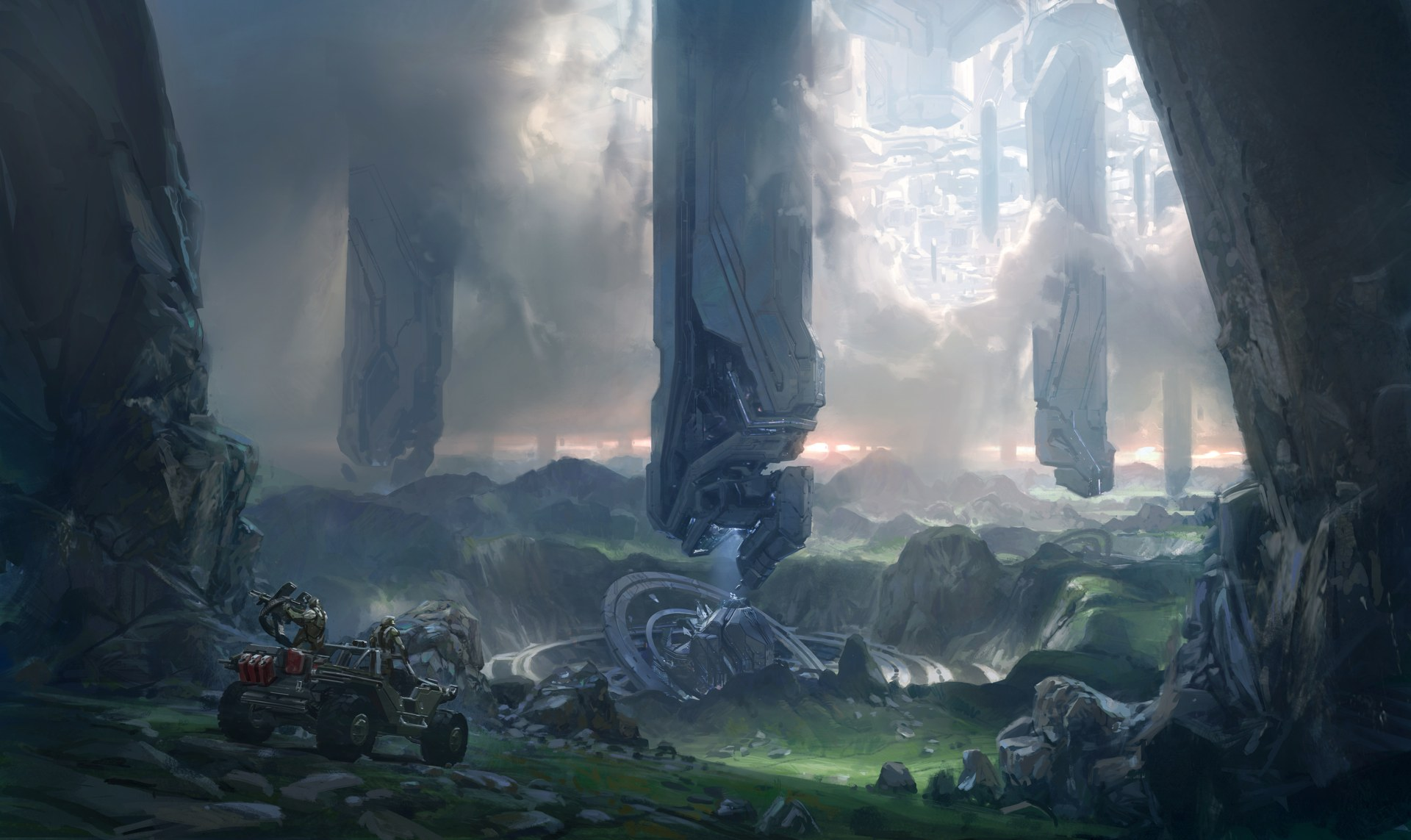On Forerunner Architecture | Halo Universe | Forums | Halo