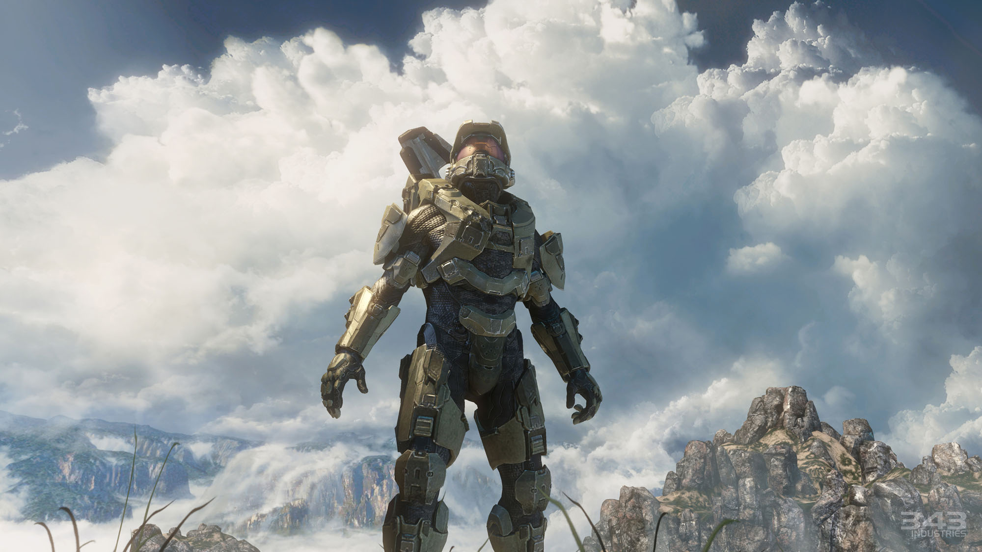 Cortana ai companion to master chief petty officer john 117 spartan