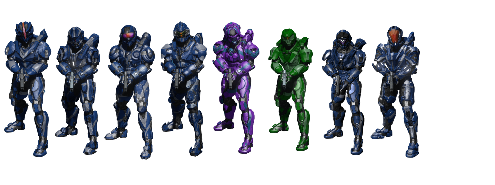 Halo 4 Specializations