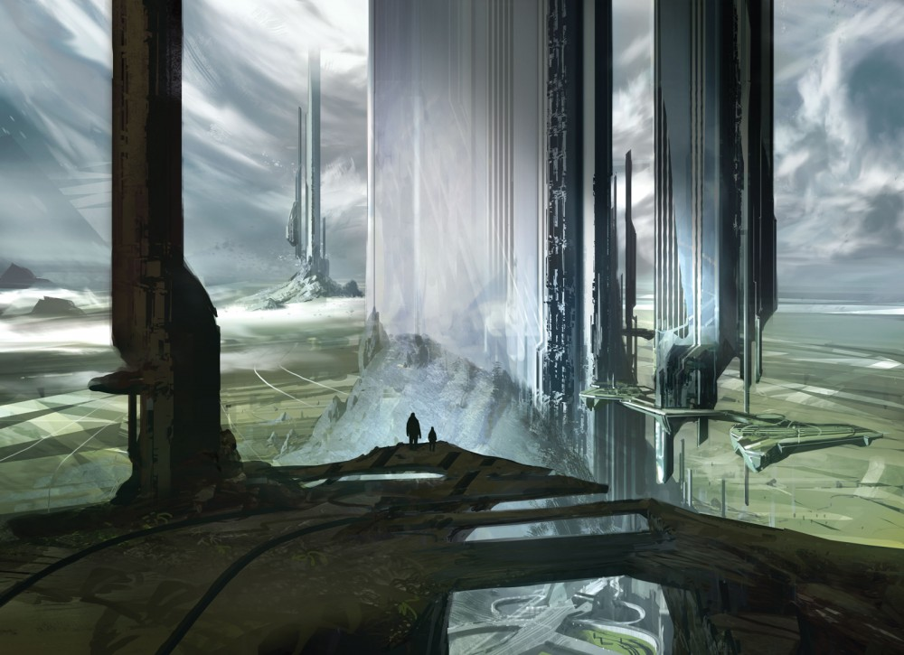 Brief History of Halo: Mantle, backstory