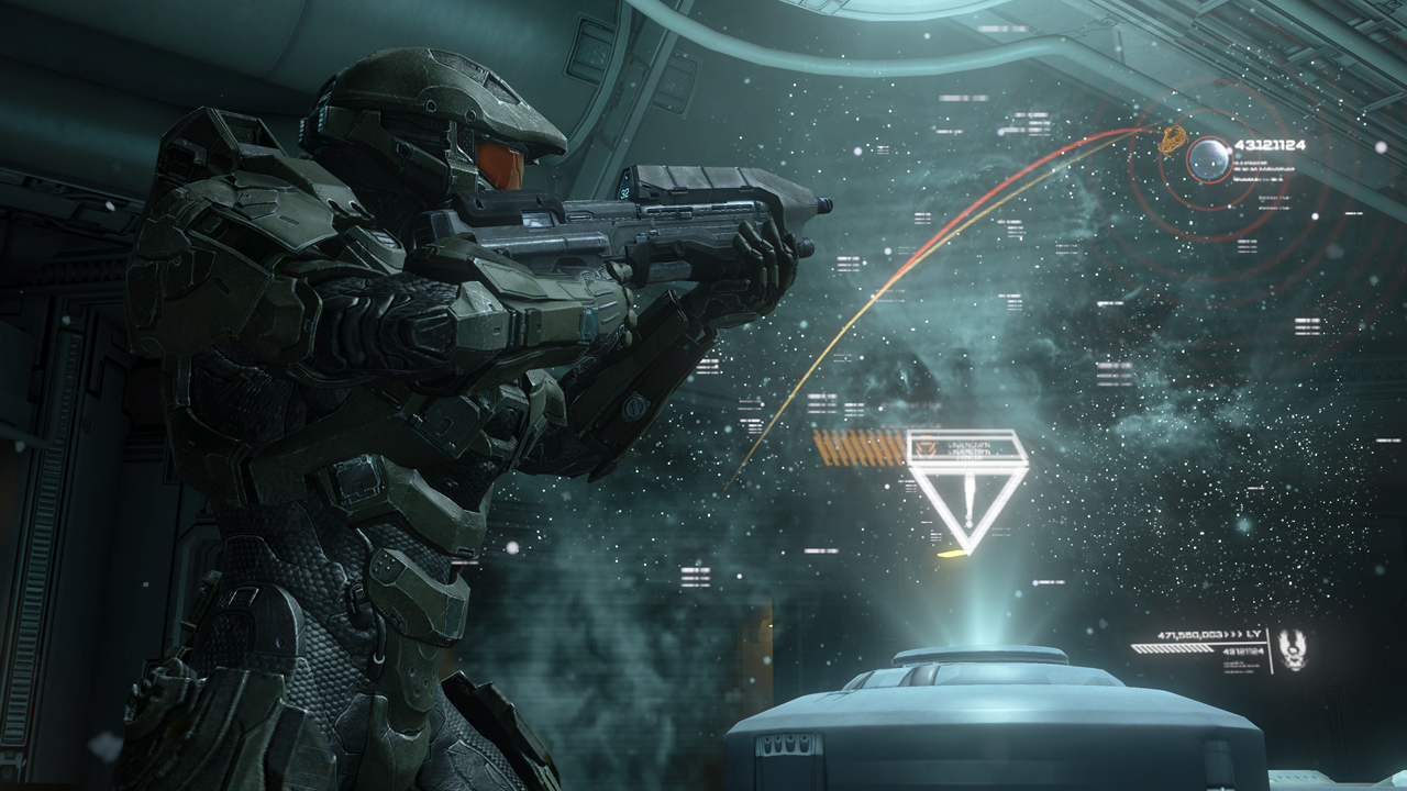 Halo 4 Campaign S Easter Eggs At Large Halo Diehards