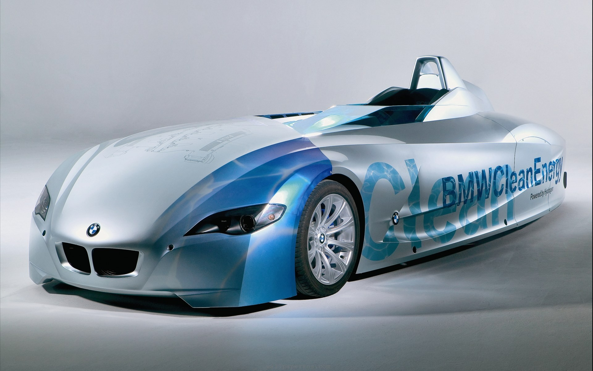 Its Not Halo But Damn Its Cool Hydrogen Cars Halo Diehards - Bmw cool car