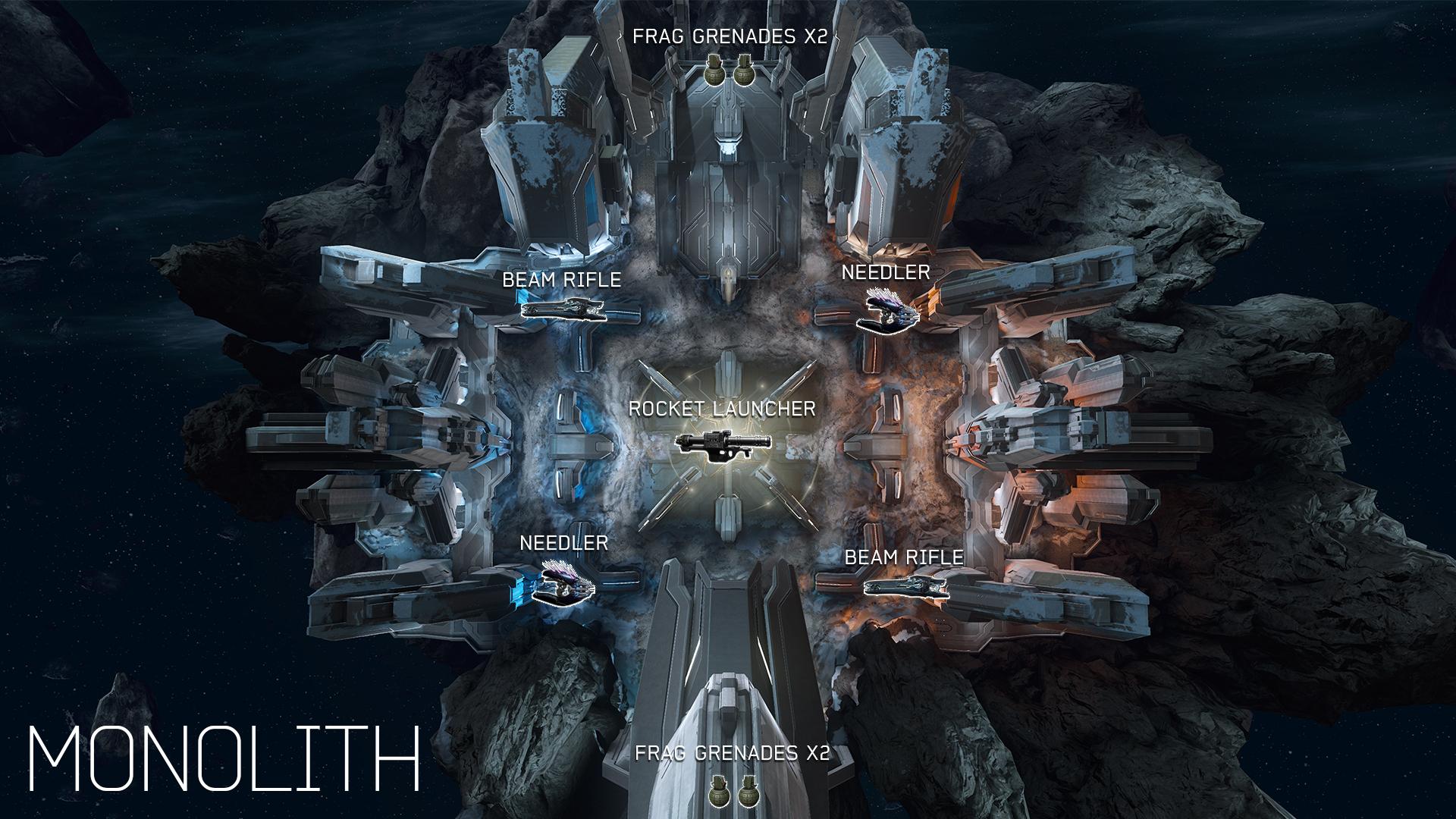 Halo 4 Majestic Map Pack Details: Monolith - Halo Diehards
