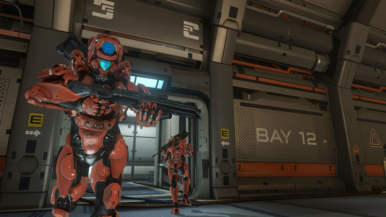 Halo 4 Majestic Map Pack Details Landfall Halo Diehards