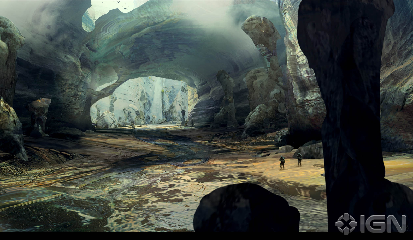 Halo 4 Castle Map Pack Release On April Fools Halo Diehards