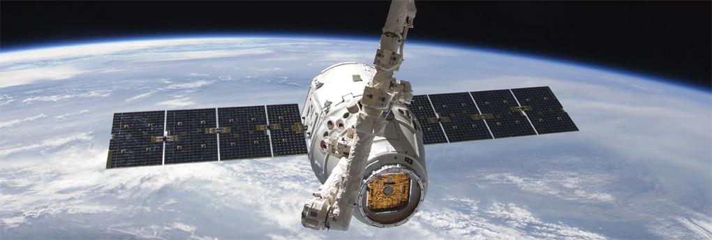 dragon spacex capsule