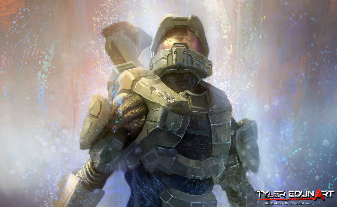 Halo 4 speedpainting video halo diehards - Halo 4 photos ...