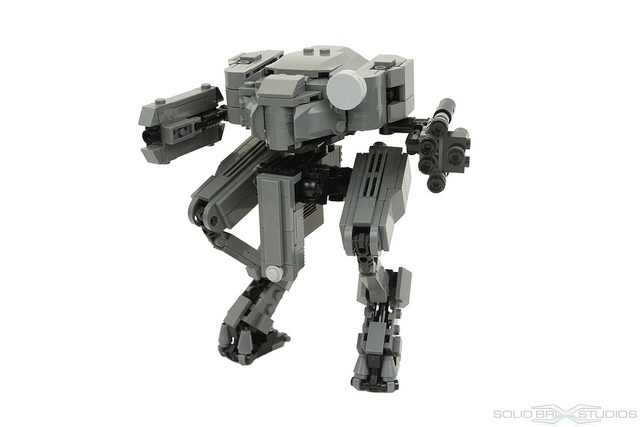 Lego Halo Mantis Diehards