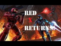 Red X Returns to Halo