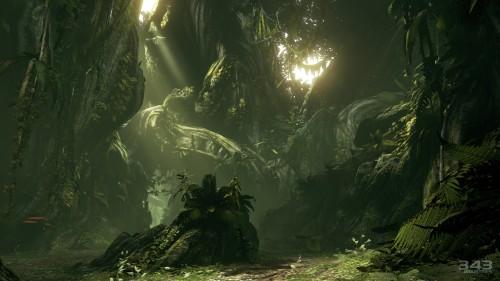 Halo 4 Campaign, clean capture screenshot