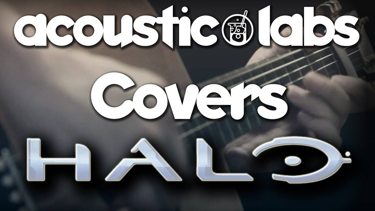 Halo Theme Acoustic Guitar [Fingerstyle]