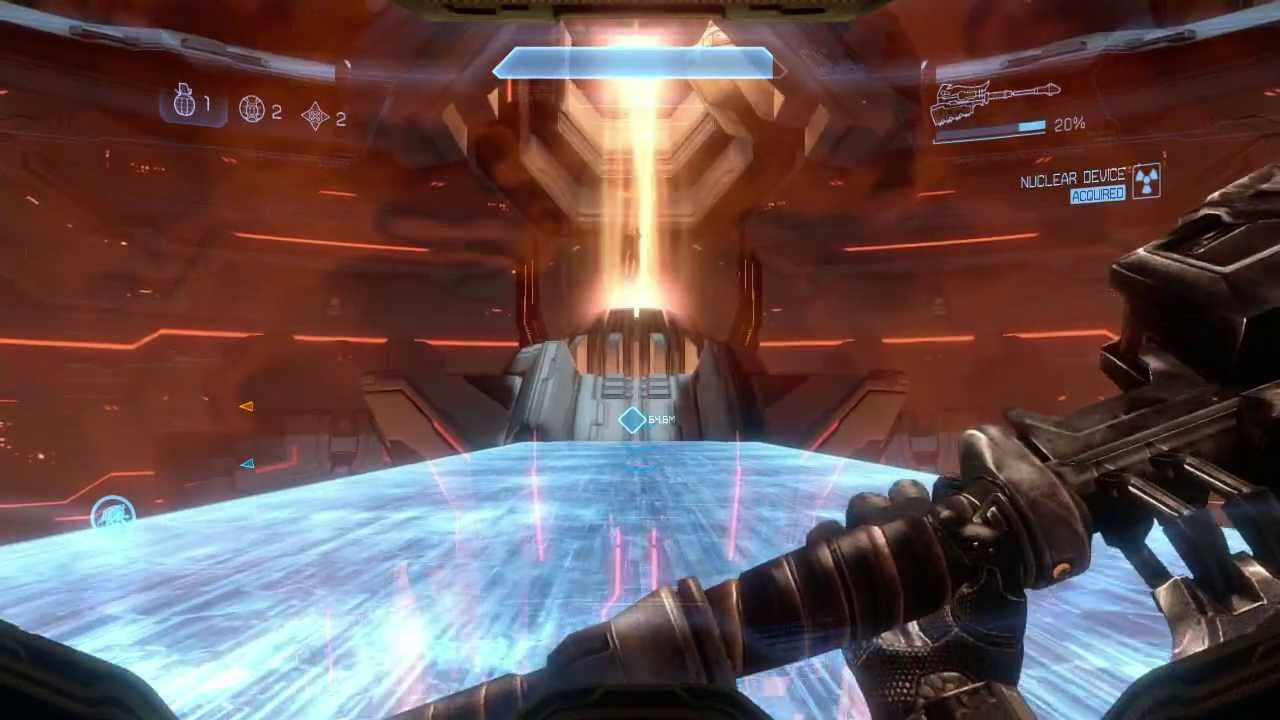 Halo 4 LASO Speedrun [Legendary All Skulls] Trailer