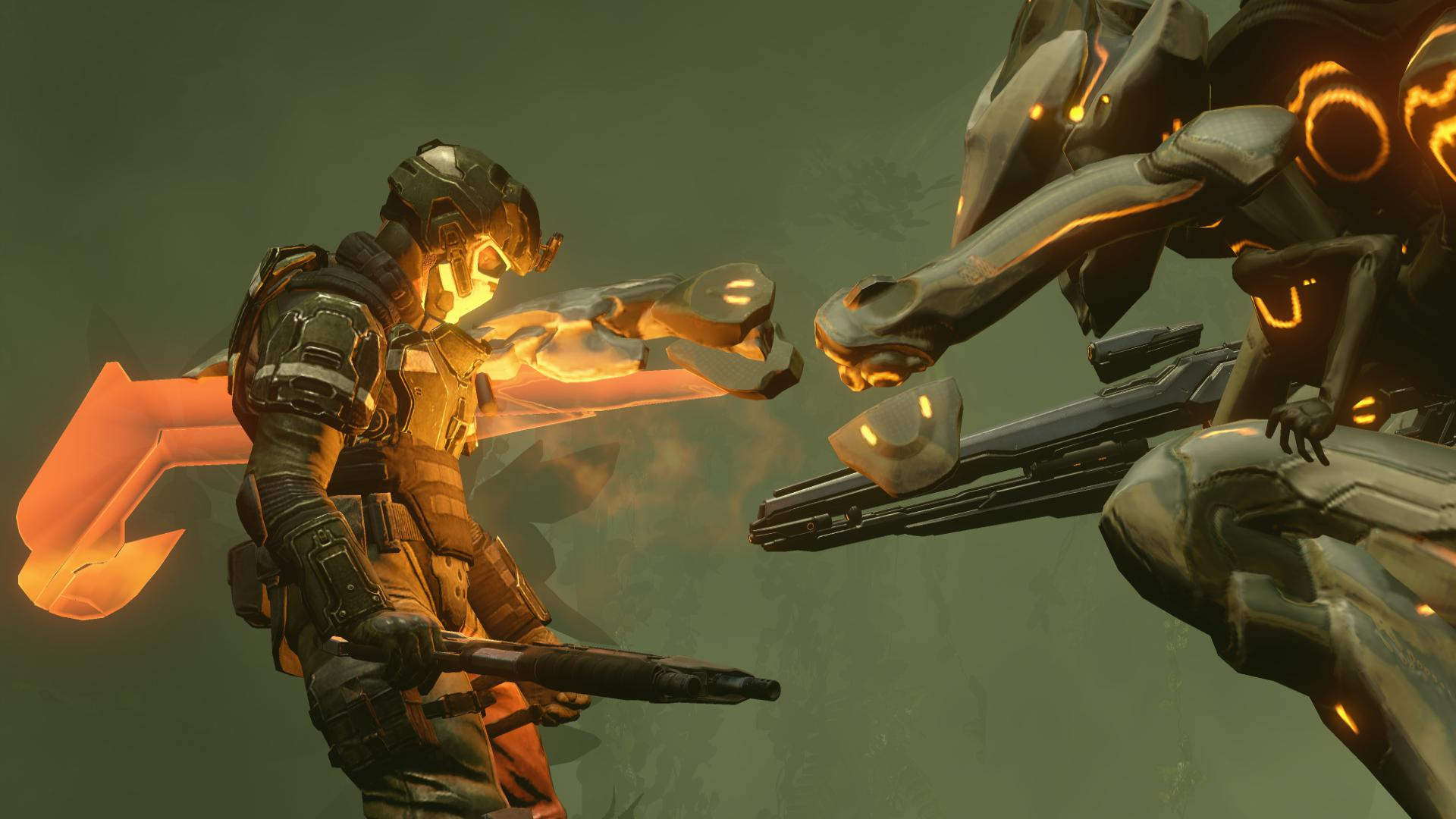 Halo 4 campaign theater screenshots halo diehards - Halo 4 pictures ...
