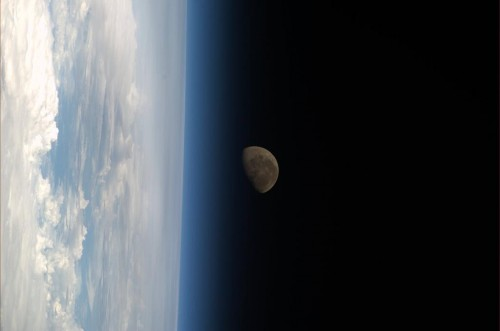 Photographed by astronaut Koichi Wakata from the International Space Station