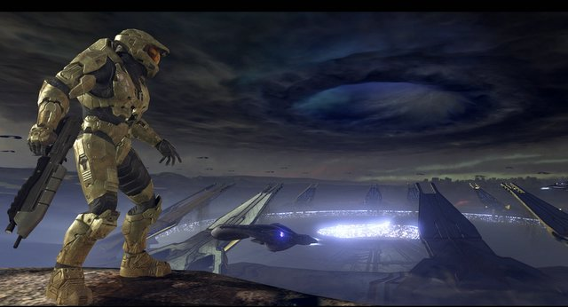 The Portal, as seen in Halo 3