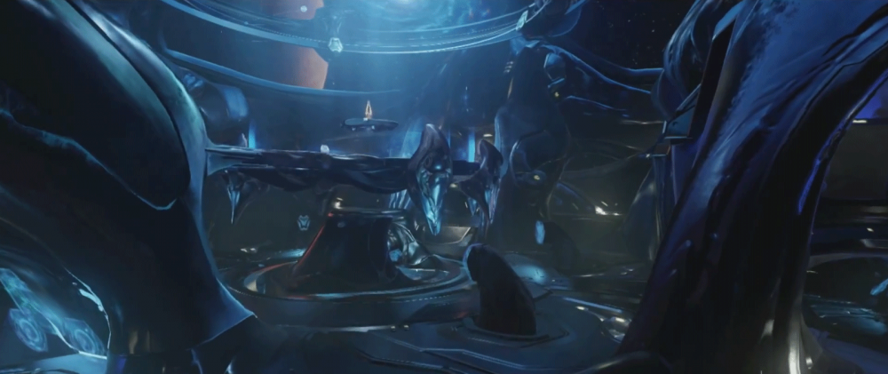 Halo 5: Guardians Midship Screenshot from beta video
