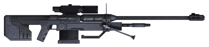 Halo: Combat Evolved SRS99D S2AM SniperRifle, Master Chief Collection