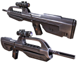 The Master Chief Collection weapon comparison, Halo 2
