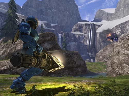Halo 3 Missle Pod
