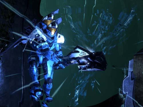 Halo 3 Hammer strike
