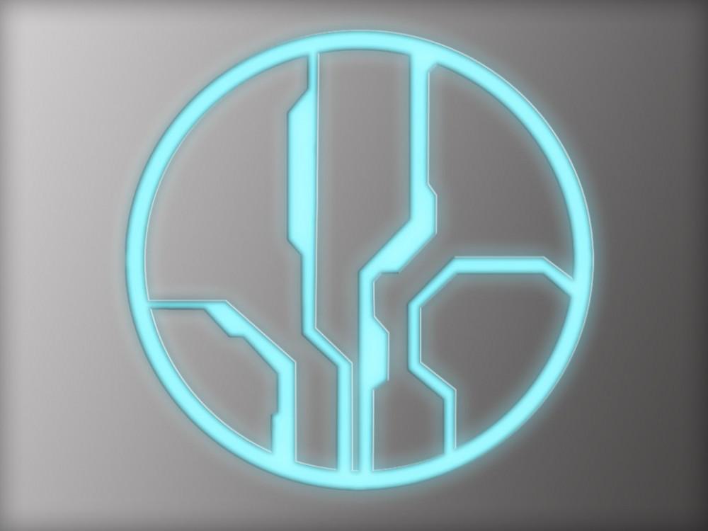 Forerunner Symbol Variant by TDSpiral