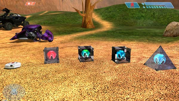 Powerups as seen in Halo:CE PC