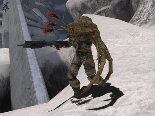 Human Flood, combat form, Halo 3