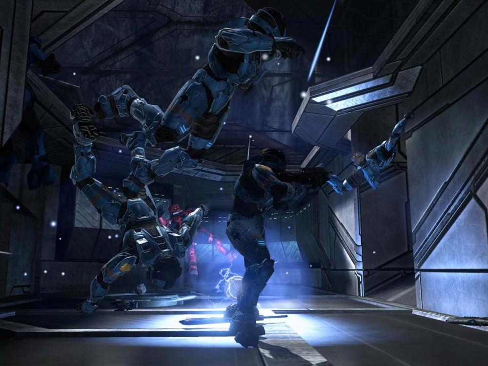 """Spaceflight"" by CHa0s. Energy Drain Equipment, Halo 3"
