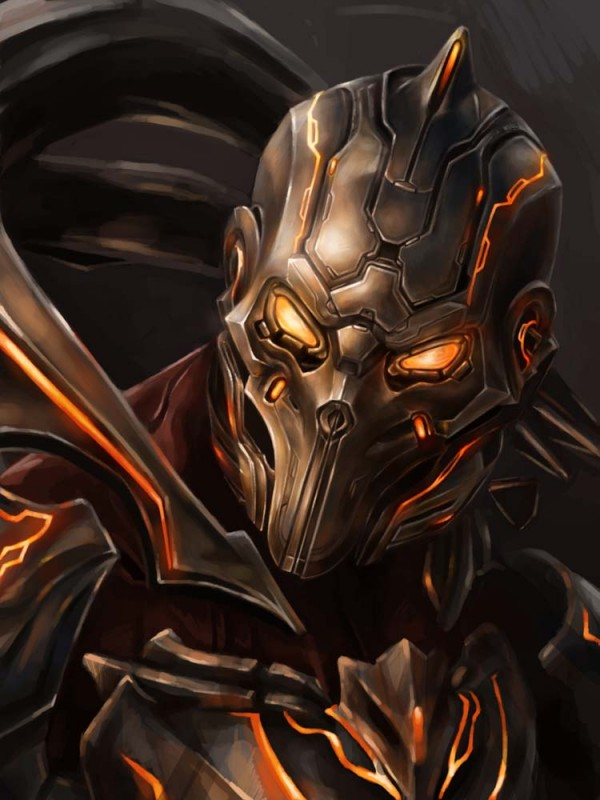 Ur Didact as seen in Halo 4