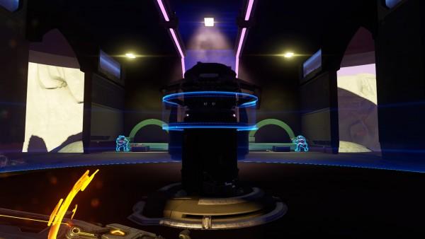 Blue team locks down base on Recurve
